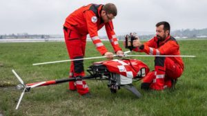 Технологии, которые изменили поисково-спасательные операции. Беспилотники   Esmynews
