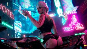 Хардкорная электроника в Cyberpunk 2077   Esmynews