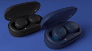 Беспроводные наушники Sony WF-XB-700 Esmynews