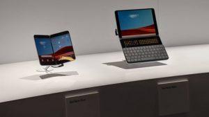 Windows запатентовали гаджет с тремя экранами | Esmynews