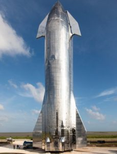 Третий прототип корабля Starship Илона Маска лопнул при испытаниях | Esmynews
