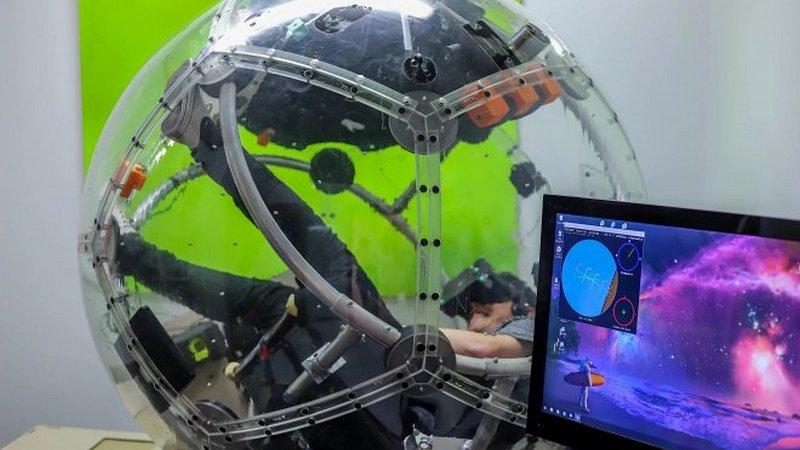 Виртуальная реальность стала еще реалистичнее | Esmynews
