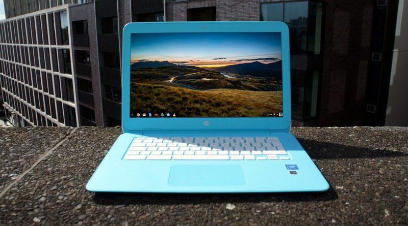 Ноутбуки серии Chromebook от HP | Esmynews