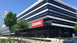 Lenovo building Офис Леново | Esmynews