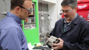 Атомный реактор напечатали на 3D принтере | Esmynews