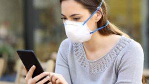 iPhone узнает владельца в медицинской маске | Esmynews