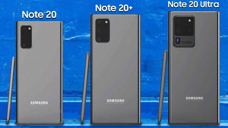 Еще одна модель с суперзумом Samsung Galaxy Note 20 | Esmynews