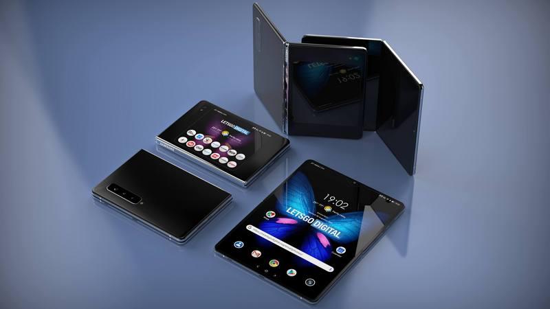 Samsung выпустит новый гибкий флагманский смартфон Galaxy Fold 2 | Esmynews